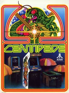 Classic Shooter : Centipede