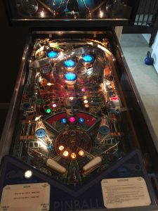 Beautiful playfield!